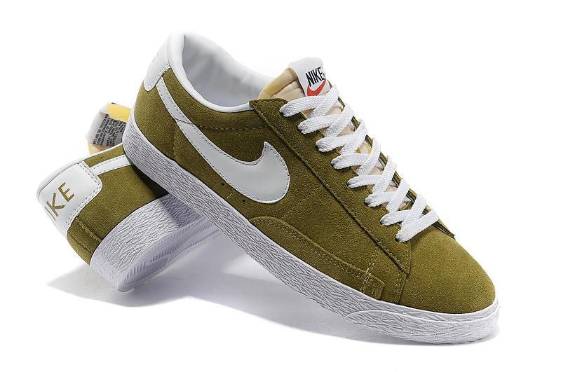 casual shoes best prices info for basket nike blazer kaki femme
