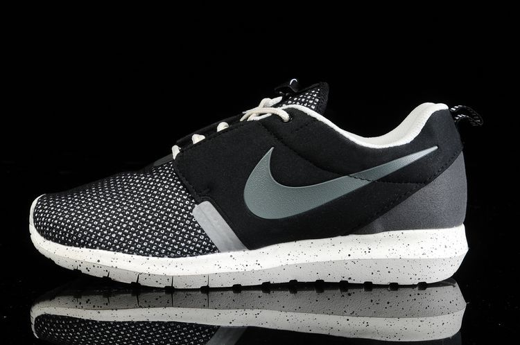 timberland en cuir - nike roshe run femme black and white