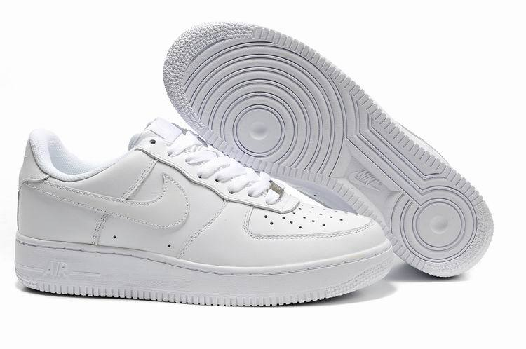 air force one blanche basse femme