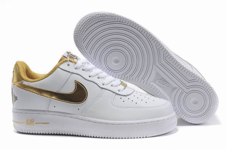 taille 40 d3f1f 74648 Nike Air Force 1 Femme Blanche dealonpro.fr