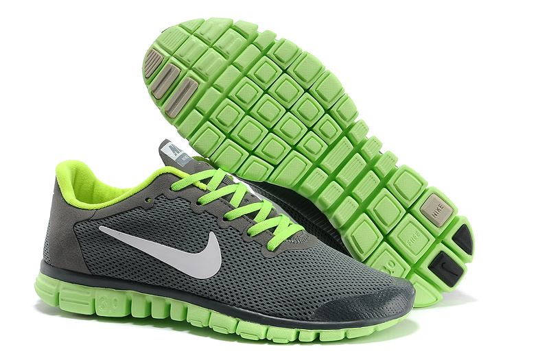 Nike Free 5.0 Chaussures Hommes Rouge Noir Gris