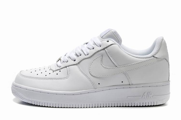 Noir nike Homme Air Pas air One Cher Nike Femme Force 76fgbvYy
