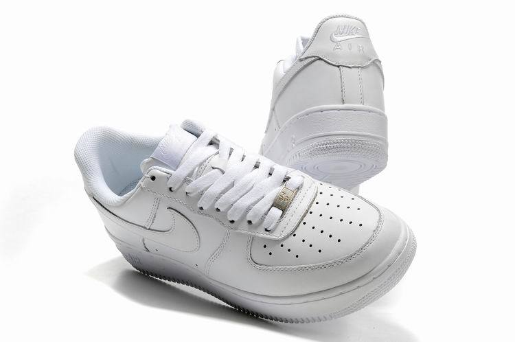 air force blanche pas cher