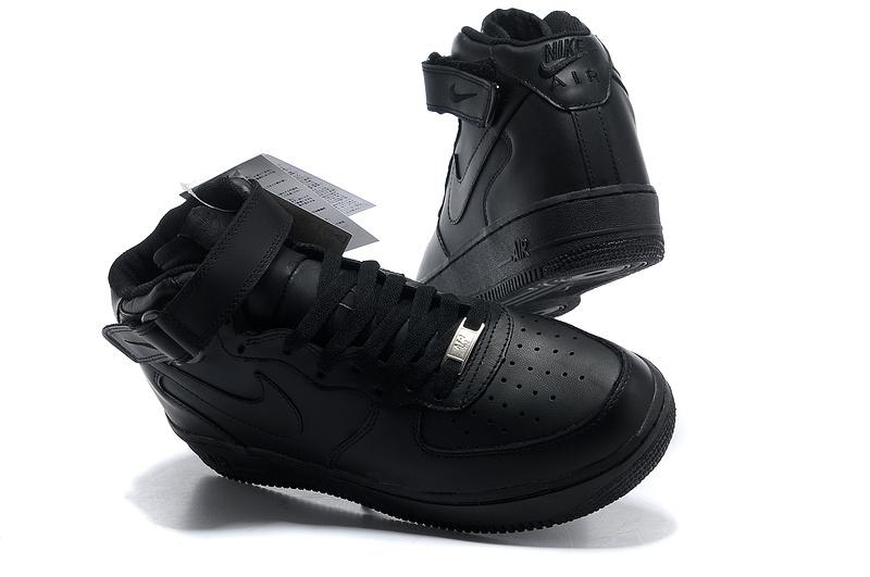 air force noir femme