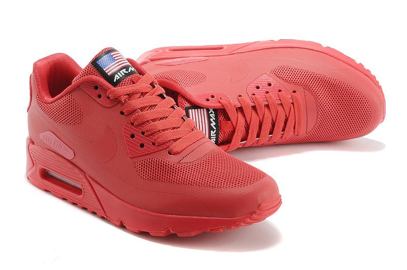 Nike Rouge Femme Pas Cher