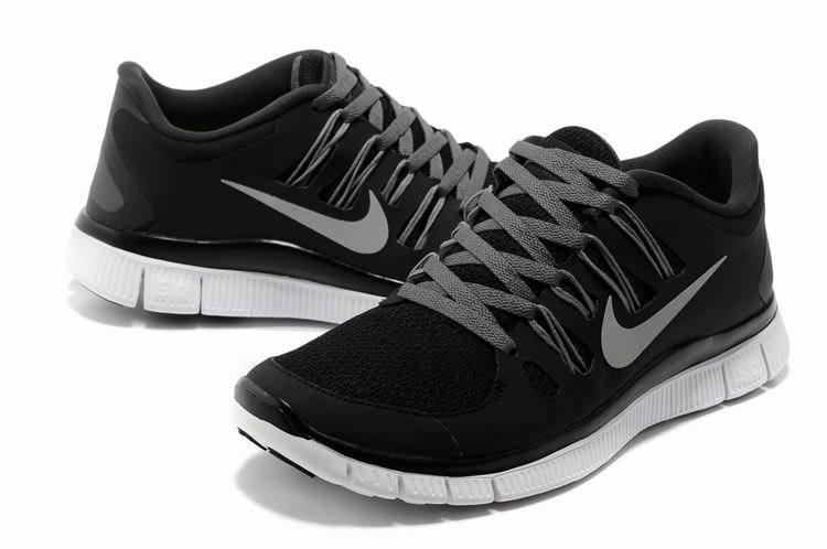 chaussures running nike free 5.0 homme noir