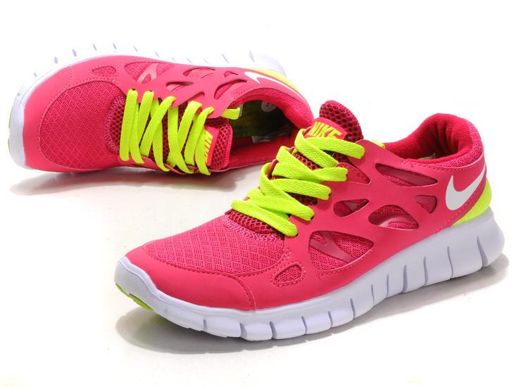 chaussure nike free run pas cher femme