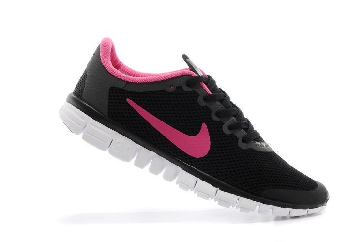 Nike Rose Noir