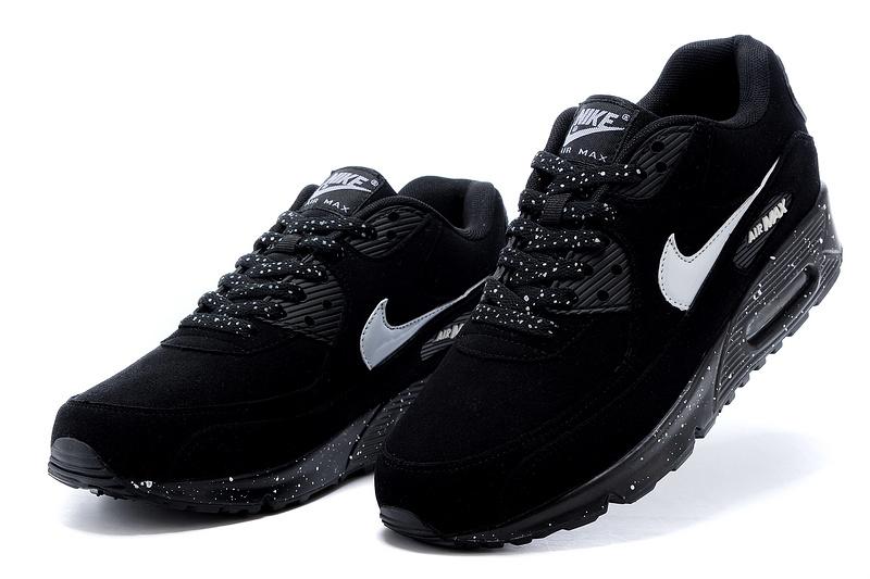 nike air max 90 homme chaussures noir