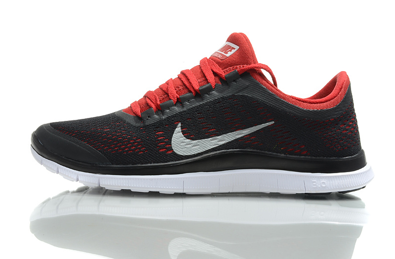 nike free run noir et rouge