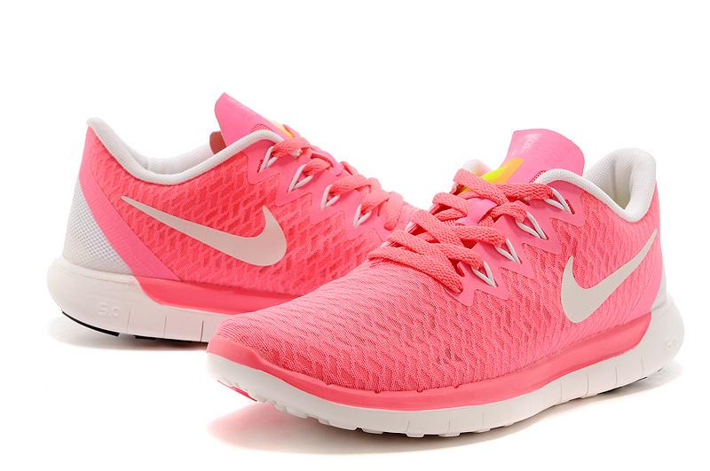 Nike Free 5.0 Femme Rose