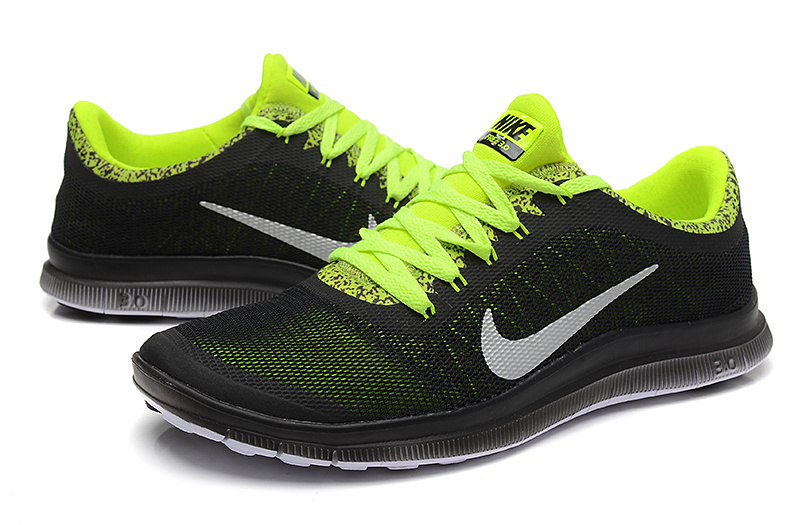 more photos bbb9c 9f49a Basket Nike Free Jaune Fluo Femme