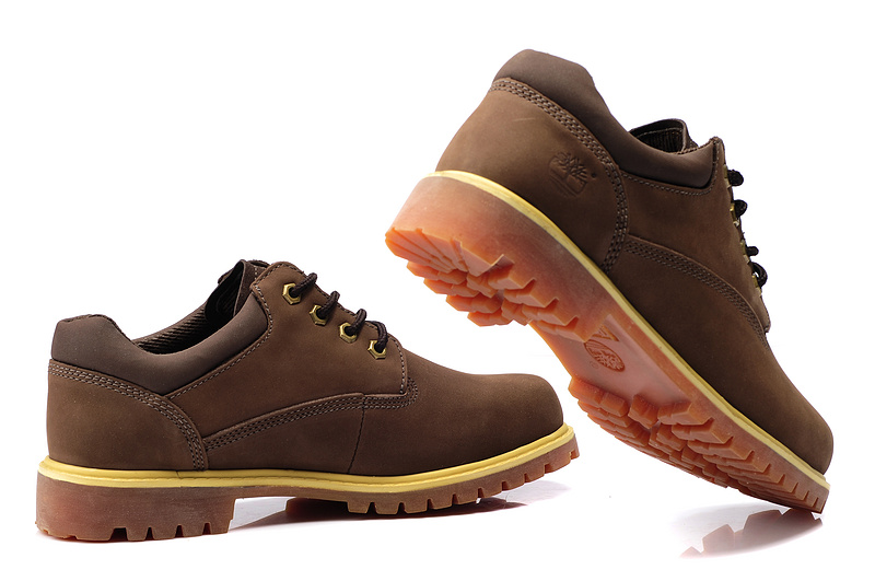 chaussures timberland homme cuir