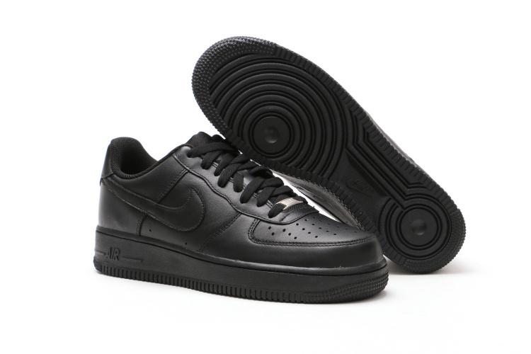air force noir homme