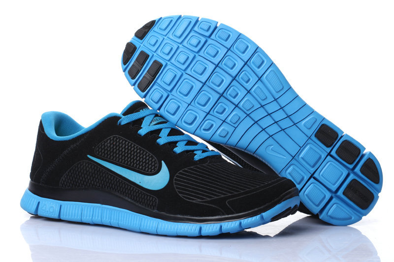 Difficile et durable nike free run rose et noir 3XL18