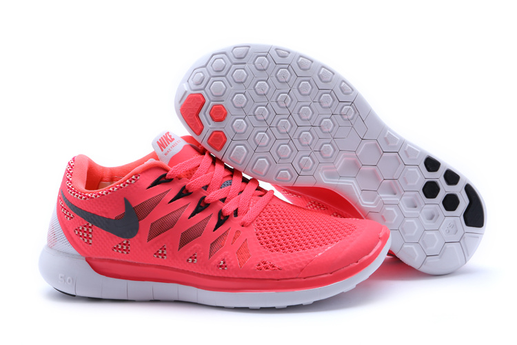 Nike Free Run 5.0 Femme Rose