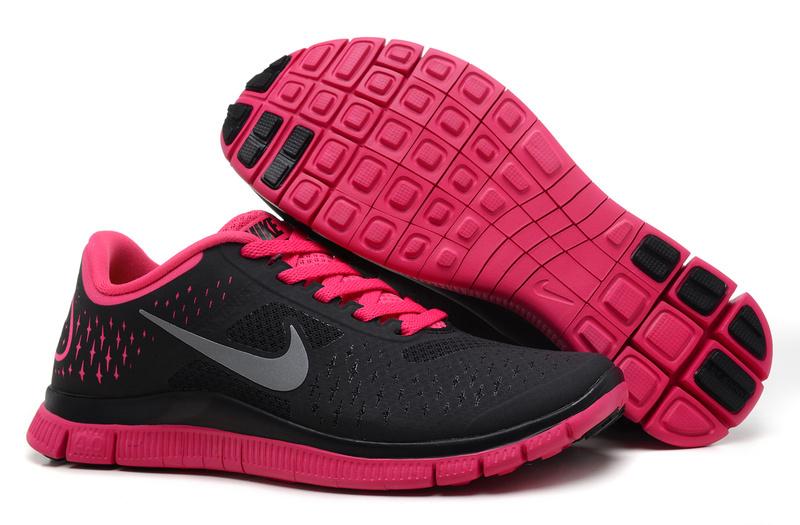 Nike Femme Running Rose